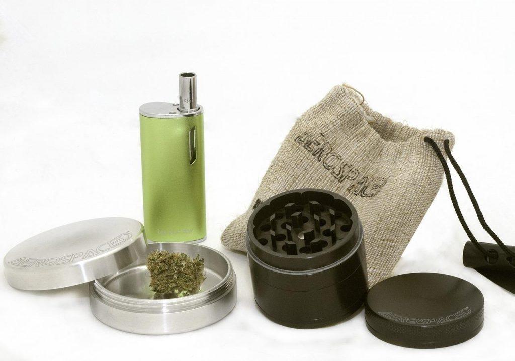 Marijuana desktop vapes