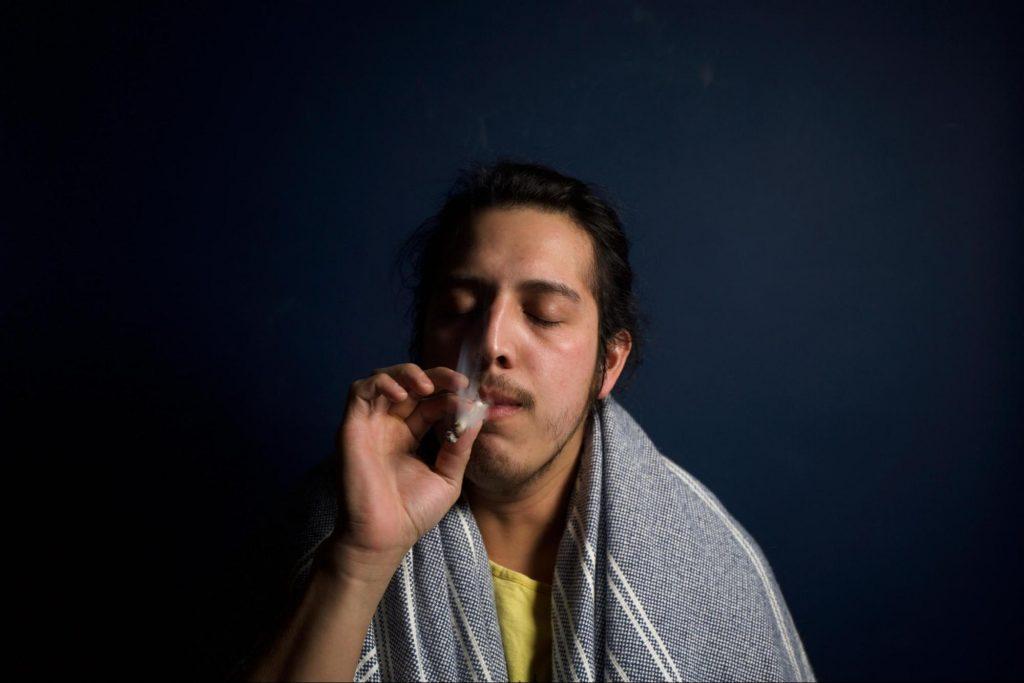 Marijuana smoking methods