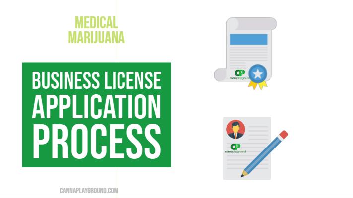 Medical Marijuana Business License