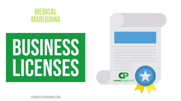 Medical Marijuana Business Licenses