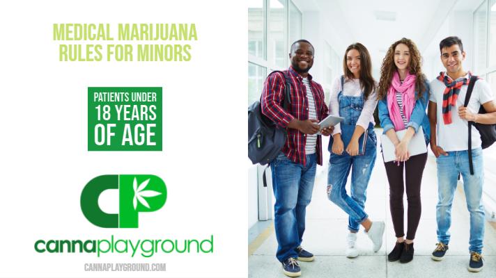 Medical Marijuana Rules Pertaining to Minors