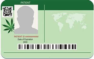 Patient qualifications to register for a medical marijuana I.D card