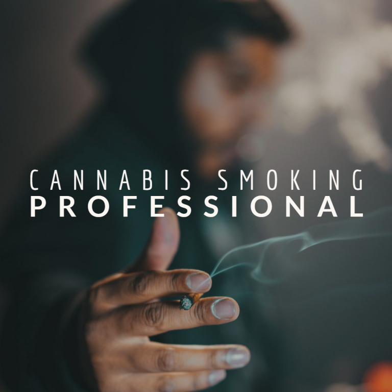 Cannabis Smoking Professional